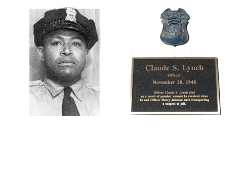 Officer Claud S. Lynch