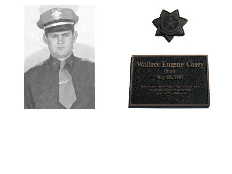 Officer Wallace Eugene Casey