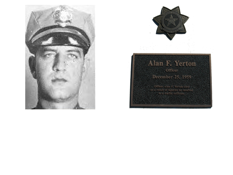 Officer Alan F. Yerton