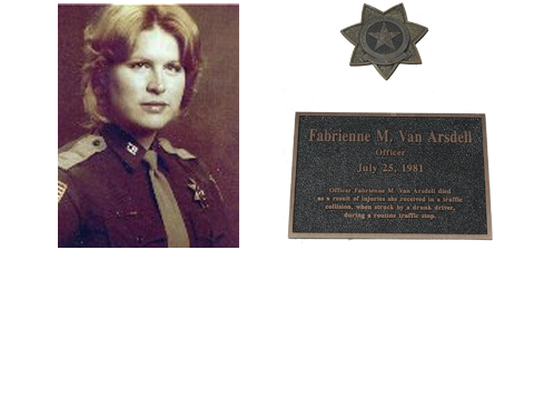 Officer Fabrienne M. Van Arsdell